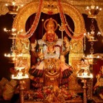 illuminated peddamma talli