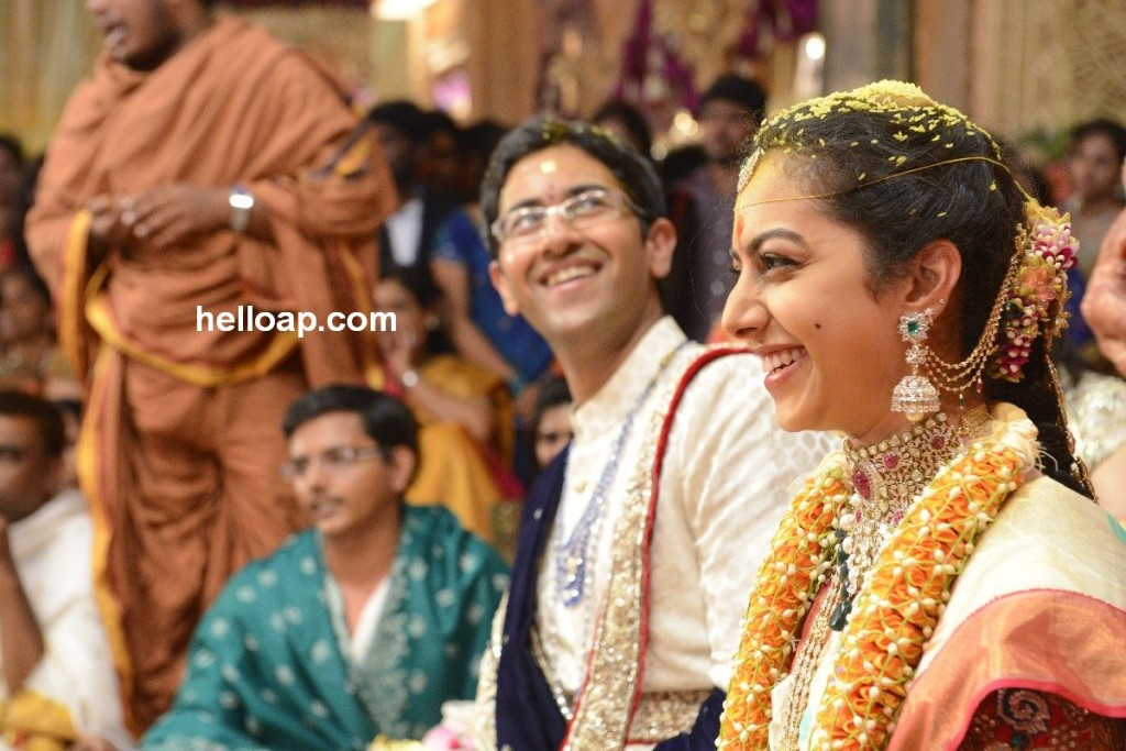 Tejaswini Sri Bharath Marriage