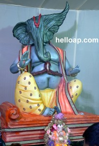 Hyderabad Ganesha