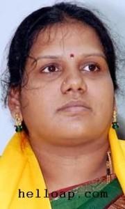 Peethala Sujatha AP Minister