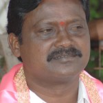 NALLALA ODELU TRS MLA CHENNURU ADILABAD DISTRICT