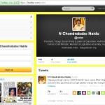 Chandrababu Twitter