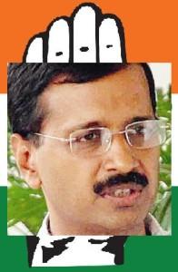 Arvind Kejriwal - Congress