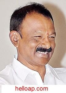 Raghuveera Reddy PCC President