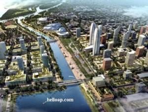 Ap capital city amaravati blue print plan and layout photos hello ap capital plan malvernweather Images