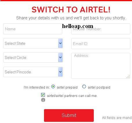 airtel info guide