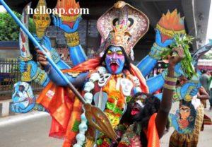 Hyderabad Bonalu festival