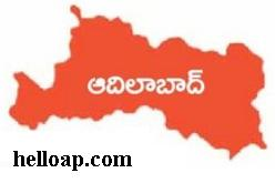Adilabad Map New Districts