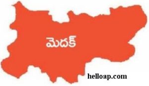Medak New Districts 2016