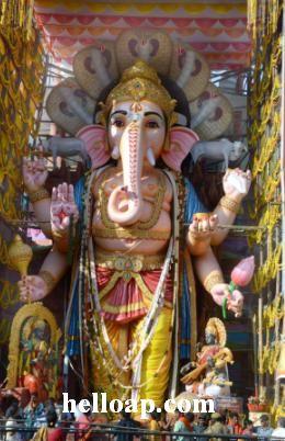 Khairatabad Ganesha