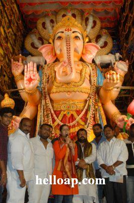 Lord Ganesha Hyderabad