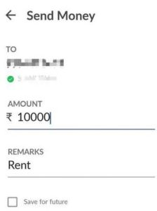 BHIM payment