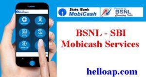 BSNL - SBI App