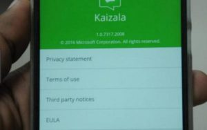 kaizala app