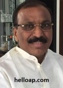 Silpa Mohan Reddy of YSRCP