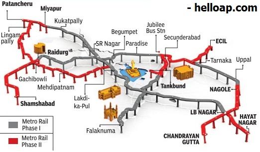 Hyderabad Metro Phase 2