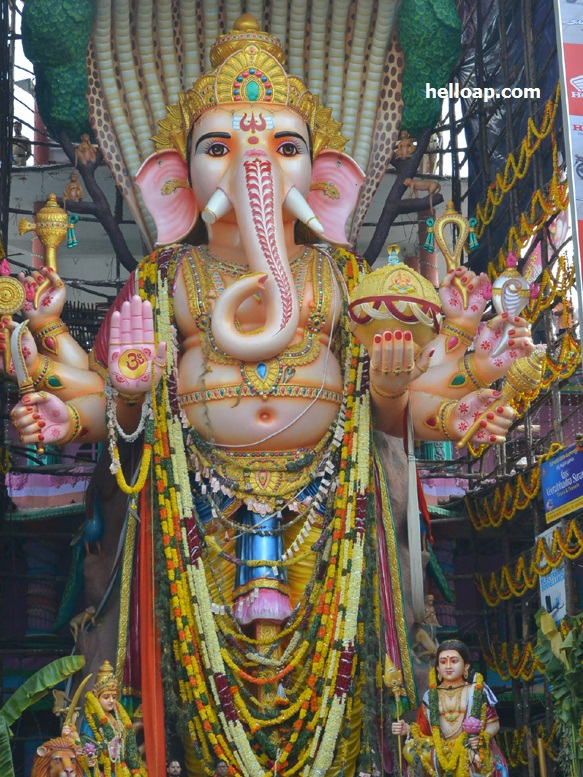 Khairataba Vinayaka Photos