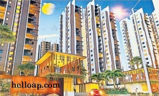 Happy Nest Apartment In Amaravati